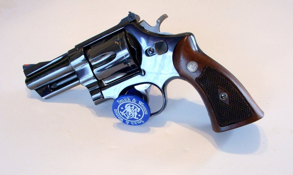 Introducing the 5 Ultimate Smith & Wesson Guns   The National Interest