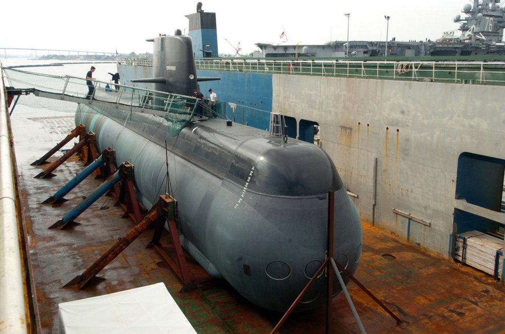 Forget About Chinese or Russian Submarines: The Navy Fears