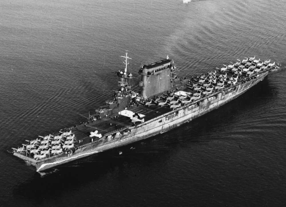 How the U S  Navy Took a Battlecruiser and Made It Into an