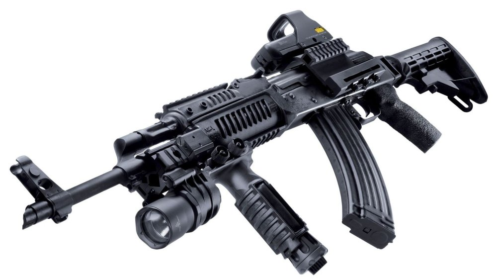 The AK-47 Is Old News: Russia Now Has the Deadly AK-203 | The