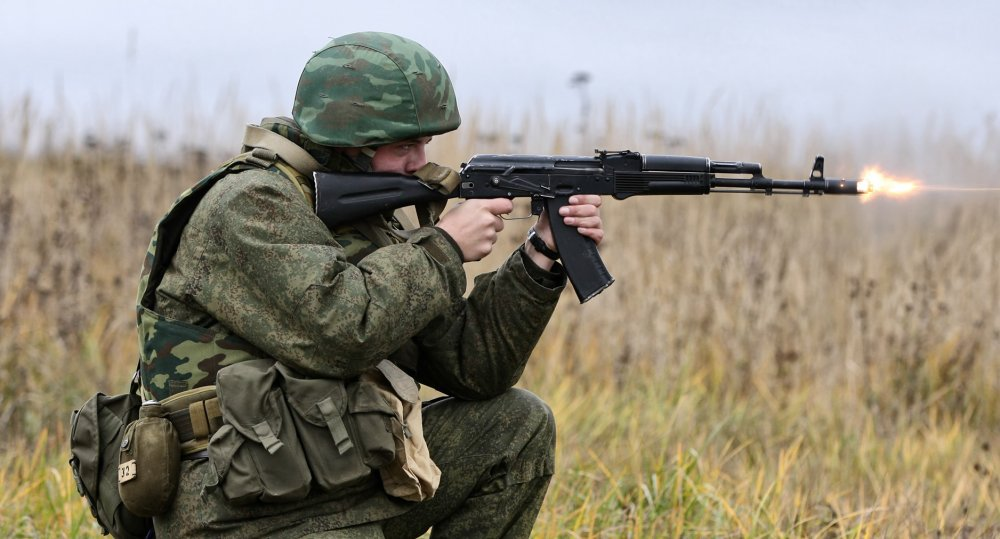 Bang, Bang: Russia Is Rolling out a New AK Style Assault Rifle (And