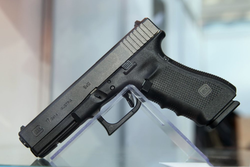 Check Out the 100-Year Old Gun That Keeps Beating Glock