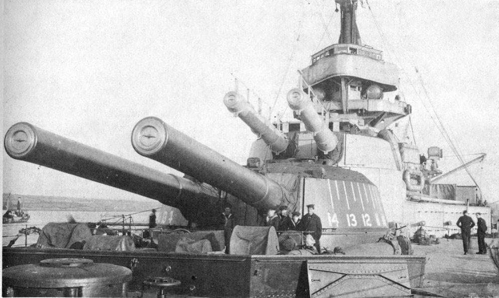 Meet The Battleship Iron Duke: Great Britain's Best World War I
