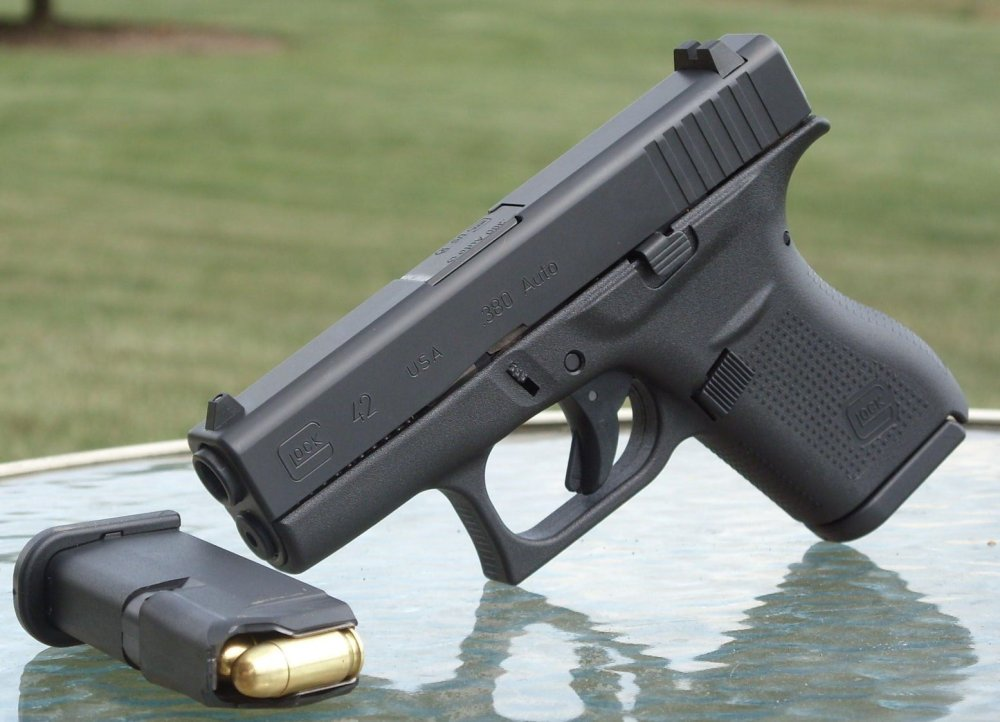 Meet the  380 Pocket Rocket: One Gun You Don't Want to Mess With