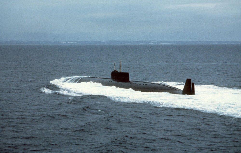 K-222 da classe Papa, o submarino mais rápido do mundo