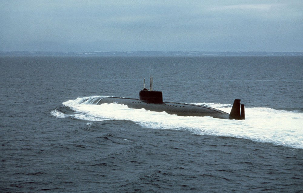 Russia's Hot Rod Submarine was a Speed Demon