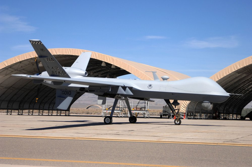 Air-To-Air Kill Confirmed in a Historic First for the MQ-9