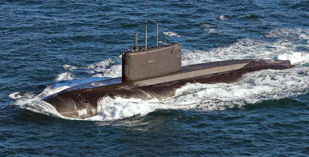 Kilo: The Stealth Submarine the U S  Navy Won't Want to Face in
