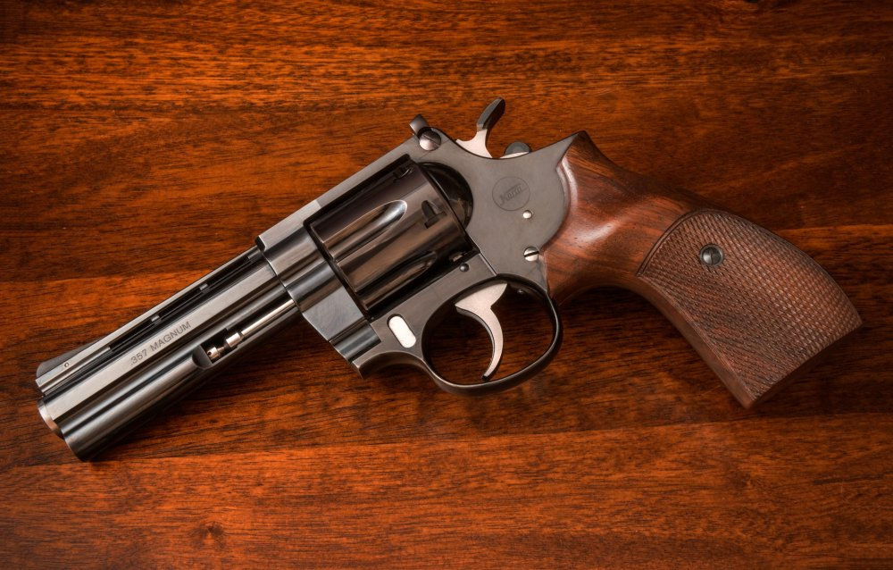 Simple but Effective: 5 Most Dangerous Revolvers on Planet