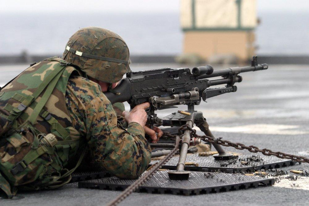 Bang: Meet the 5 Best Machine Guns on the Planet | The