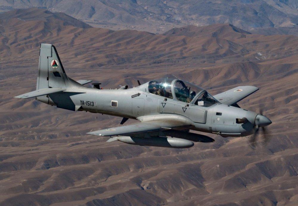 Resultado de imagen para a-29 super tucano afghanistan