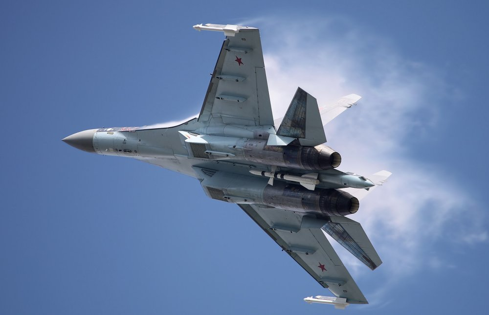 Russia's Su-35 Fighter: The World's Best 'Dogfighter'? | The