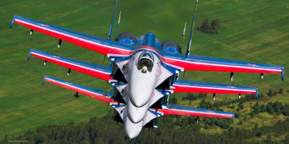 Just Like Top Gun: In 2016, A Russian Su-27 Did a