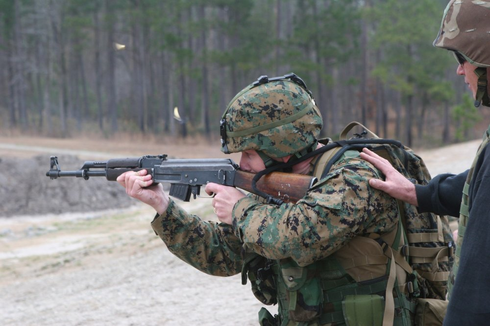 Why U S  Commandos Loved the AK-47 Rifle | The National Interest