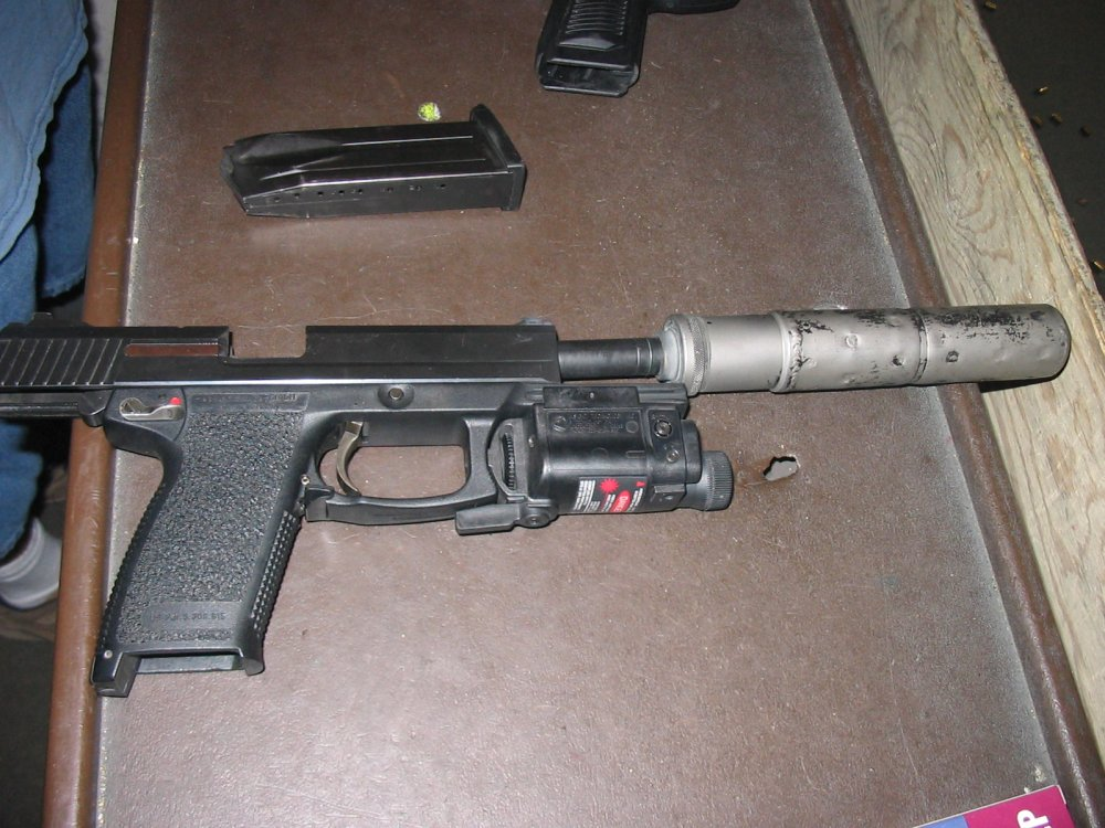 Introducing Heckler & Koch Mark 23 Gun: Here's Why It Failed | The