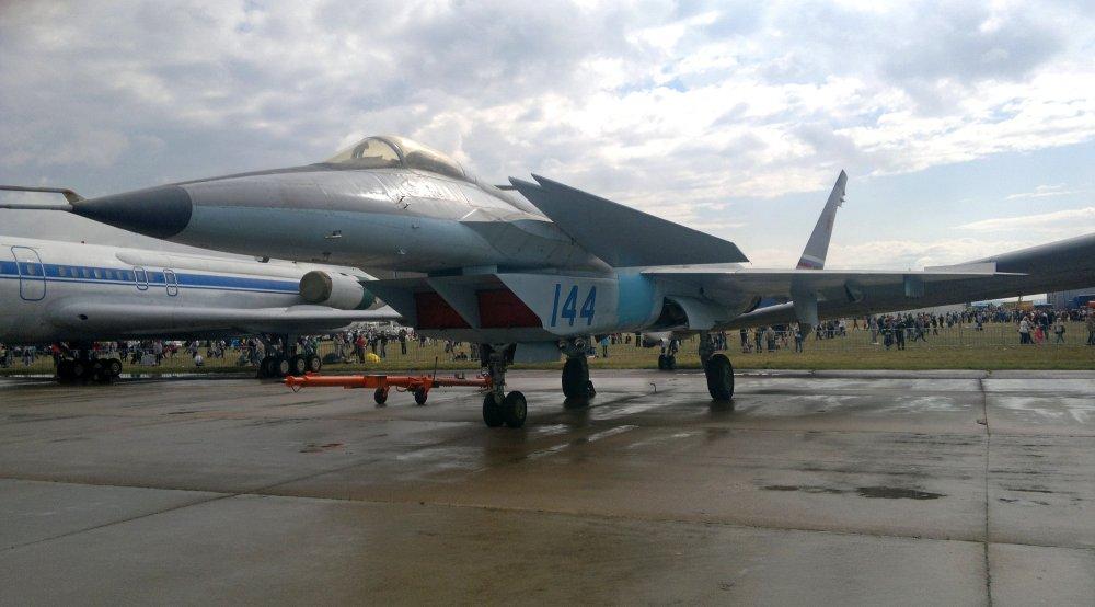 MiG 1.44, a primeira tentativa da Rússia para um caça de quinta geração