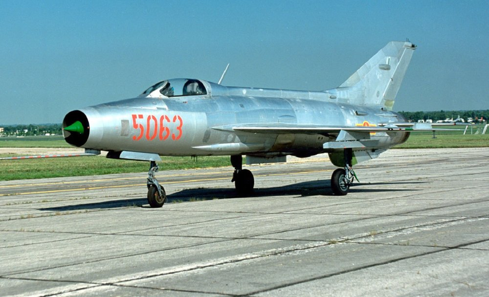 The MiG-21 Could Be the Only Russia Fighter Jet to Fly for