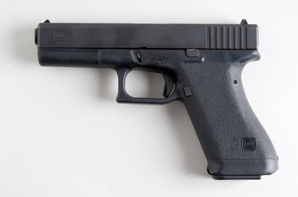 Glock 21 Gun: The Weapon Every Military Would Love to Have