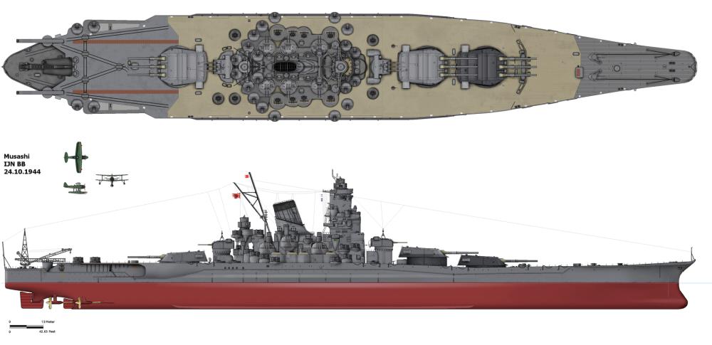 No Bigger Battleship: Japan's Yamato-Class Were the