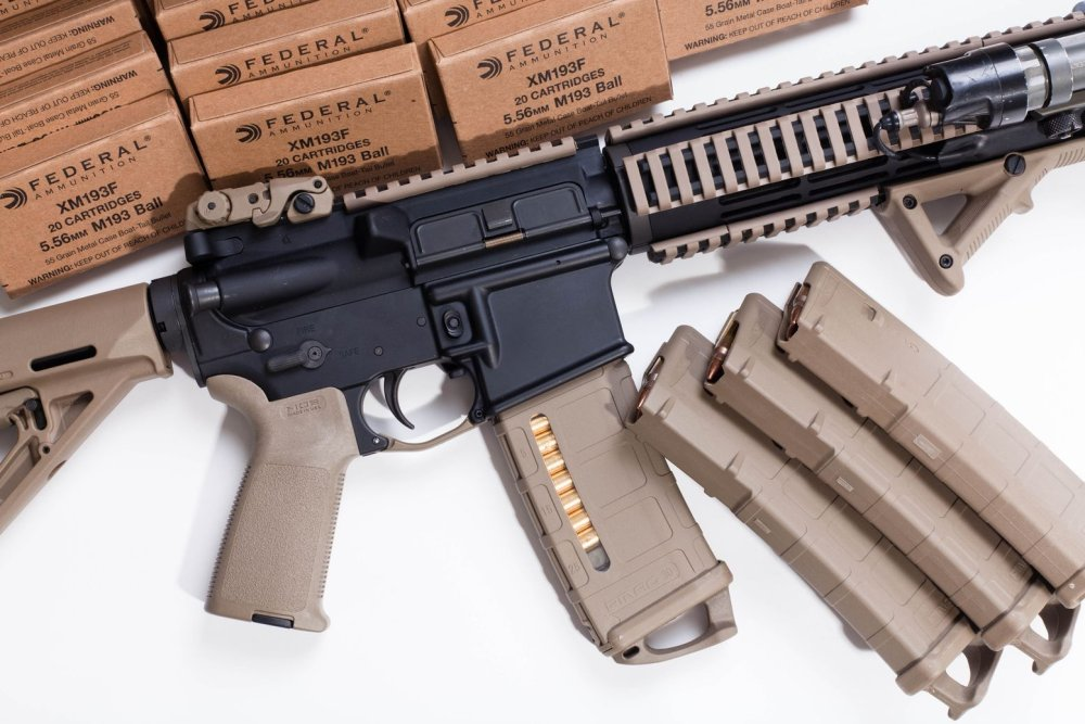 The Legal Way to Build an AR-15 or Glock Gun in Your Own