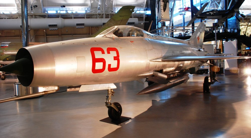 Weird: Why the Heck Did India Send an Ancient MiG-21 to