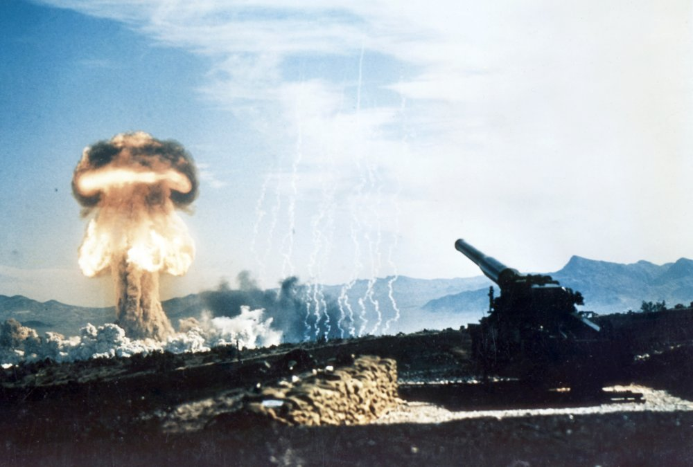 America Has Dropped 1,032 Nuclear Weapons (On Itself) | The
