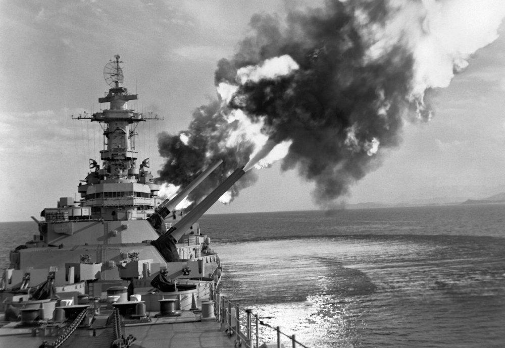The Korean War Was so Bloody, America Brought 4 Battleship