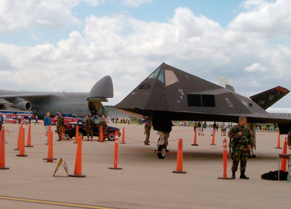Yes, Stealth Can Be Defeated: In 1999 an F-117 Nighthawk Met