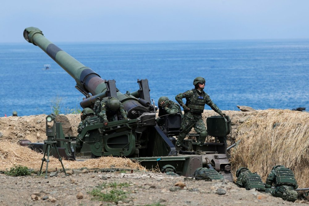 Imagine This: China Starts a War in Asia (And Invades Taiwan