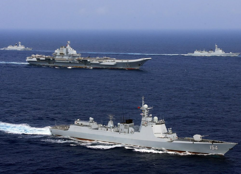 China Is on Track to Have Four Total Aircraft Carriers in
