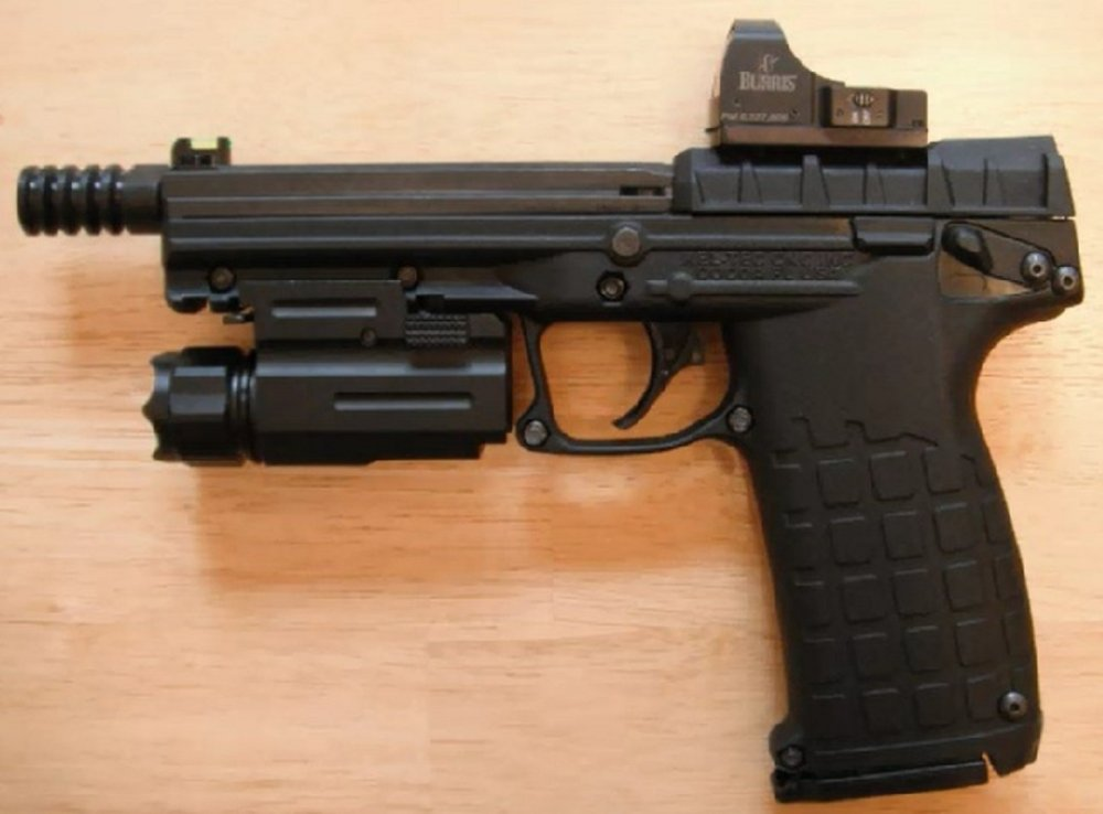 Why the Kel-Tec PMR-30 Is One Deadly Firearm | The National