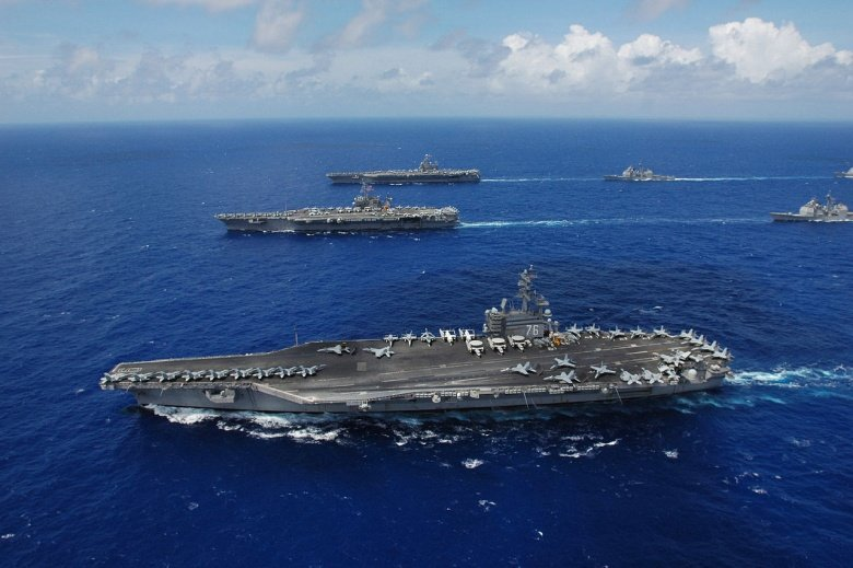 America's Future Aircraft Carriers Will Pack Tons of Firepower | The National Interest