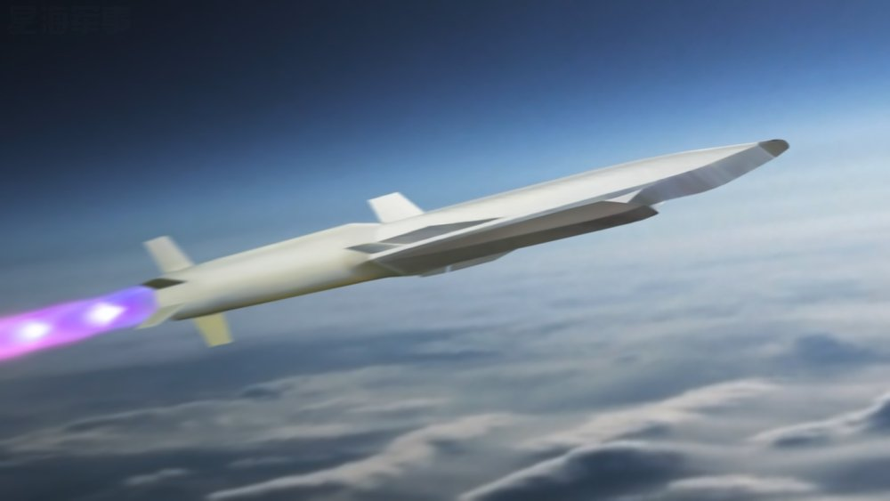 Mach 5 Arms Race: The U S  Military Is Racing to Build