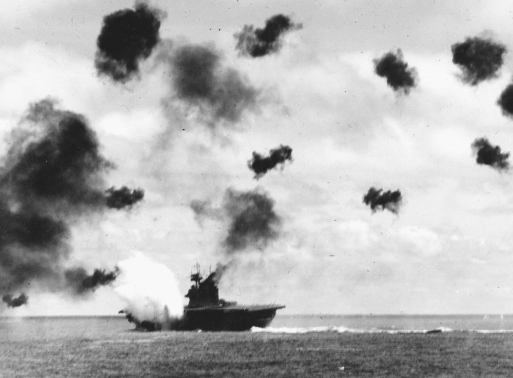 It Was Midway, Not D-Day, That Turned the Tide of World War