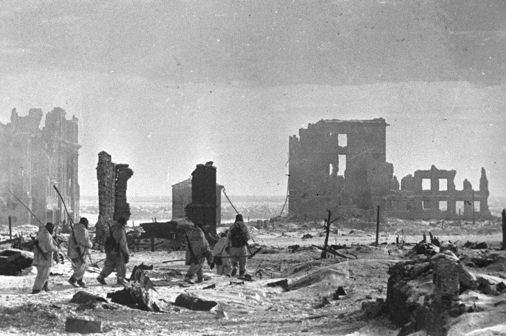 Как Вторая мировая война изменила место России в мире