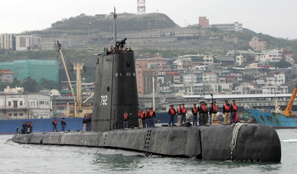 FACT: 2 of Taiwan's Submarines Are from World War II  And