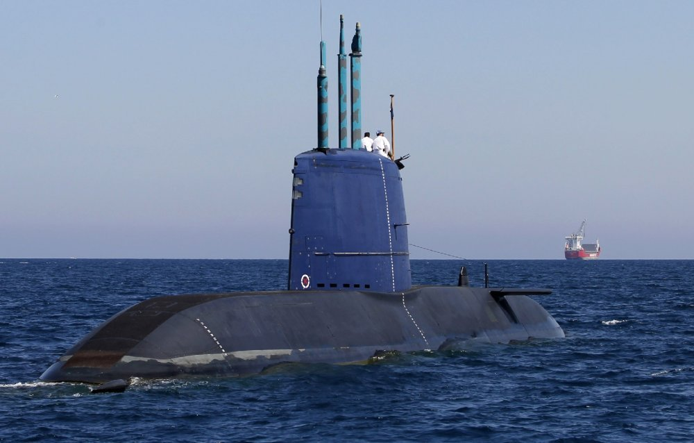 Israel's Tiny Navy Can Take on Anyone (Thanks to Nuclear