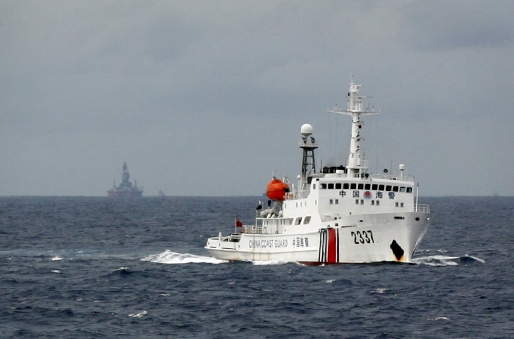 Vietnam 'deeply concerned' about aggressive by China in South China Sea