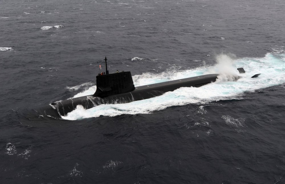 Go Diesel, Scare China: Why the Navy Should Deploy Diesel Submarines