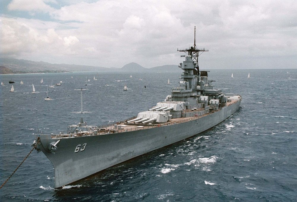 Best Battleships, Ever: 5 Greatest Warships Ever To Sail