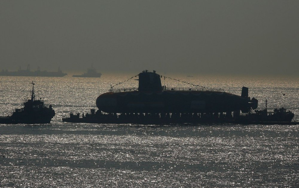 India Did Major Damage to a New $3 Billion Submarine By Leaving a