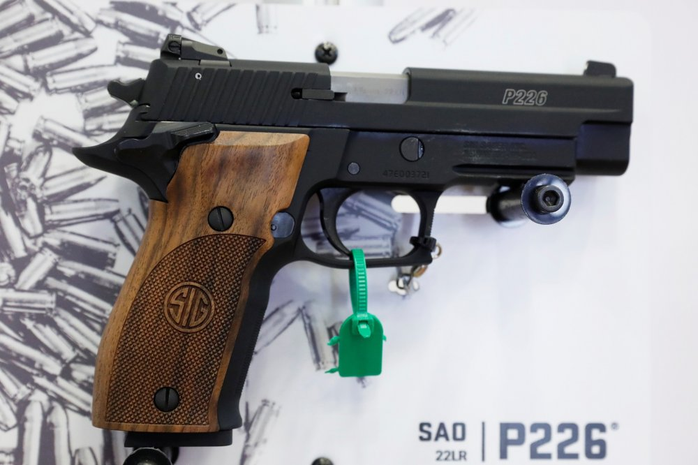 Shootout: Why the Army Chose Sig Sauer over Glock for Its