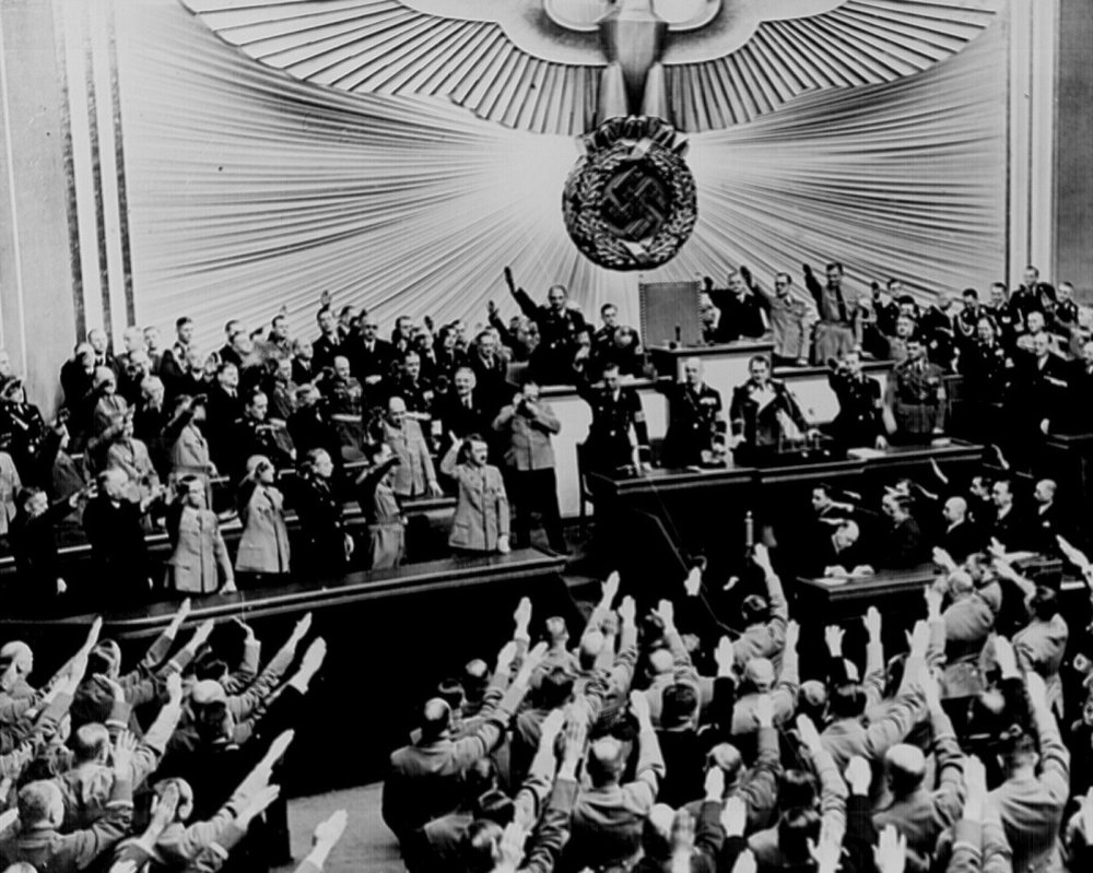 Could Hitler Have Survived World War II? Just Ask the CIA