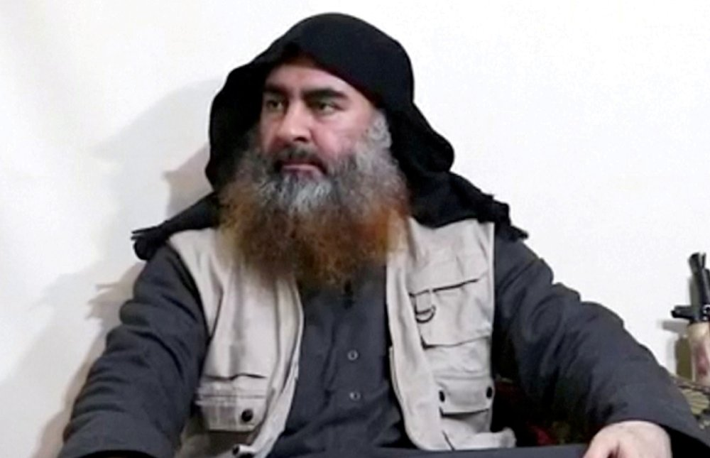 Islamic State leader believed dead in US military assault