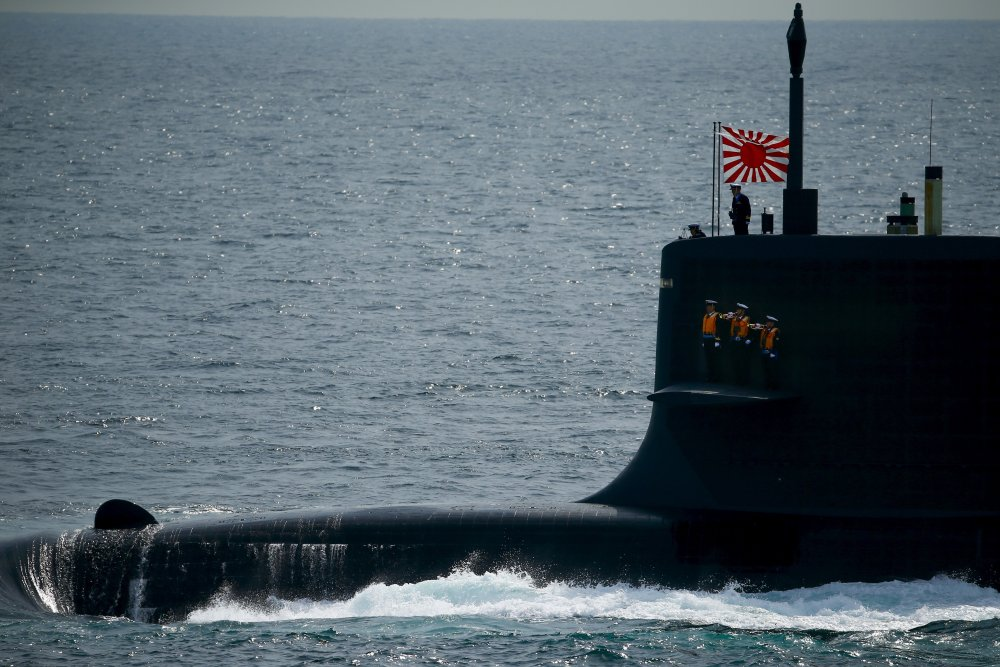 How to Take on China's Navy: America Could Deploy Diesel Submarines