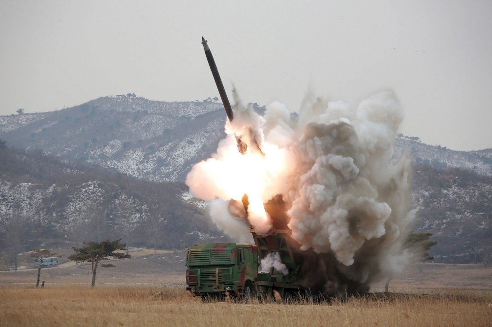 North Korea threatens to resume nuke, long-range missile tests