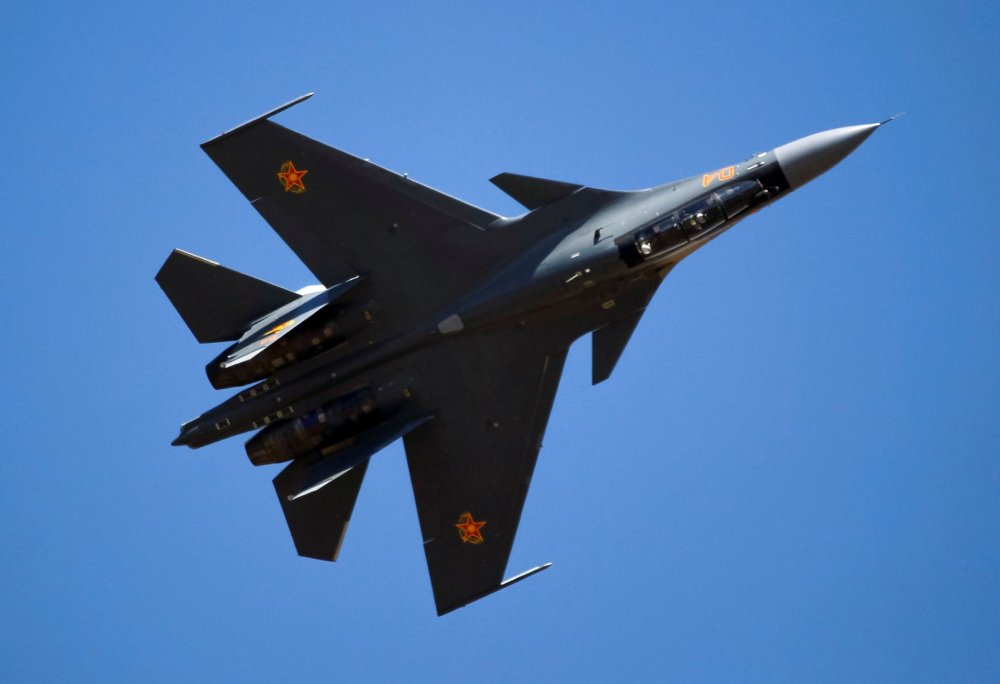 This Is Russia's Very Own 'Top Gun' (And Chinese Pilots Are Taking