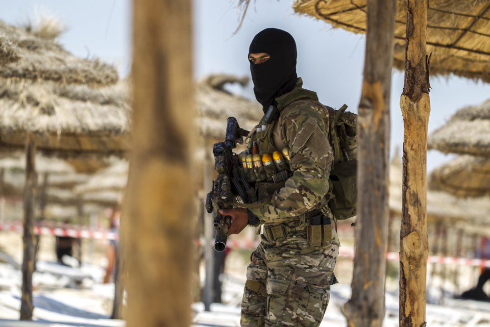 America Is Quietly Expanding Its War in Tunisia   The National Interest