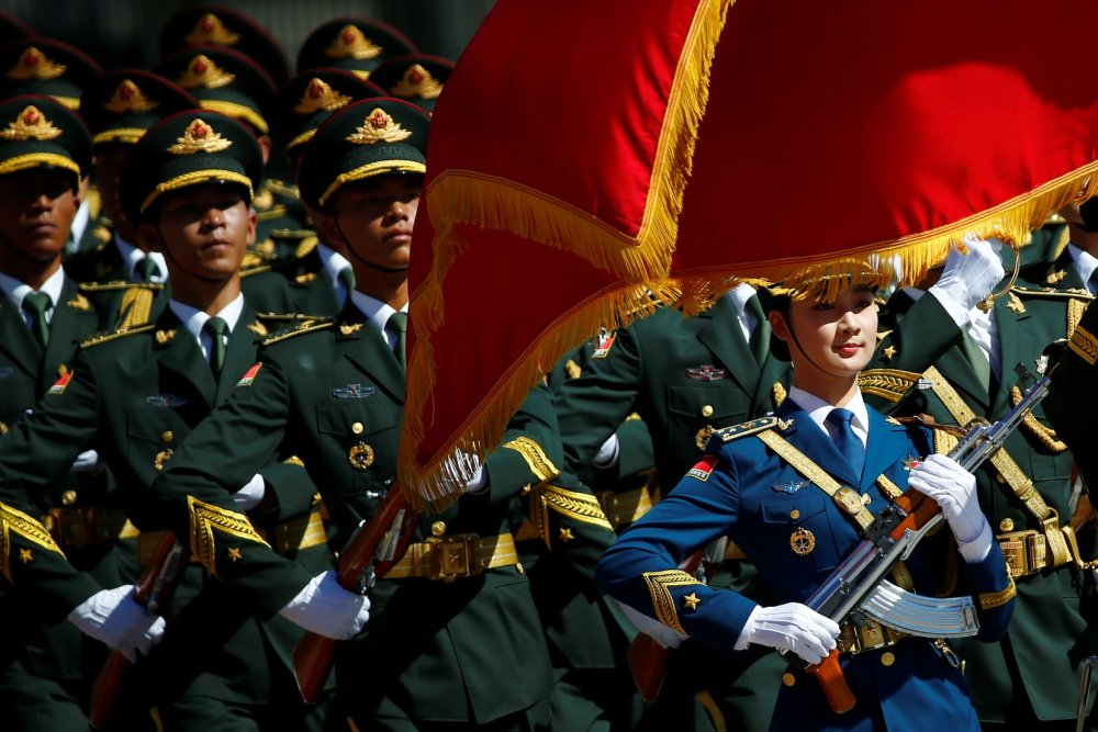 Image result for chinese military intelligence officer