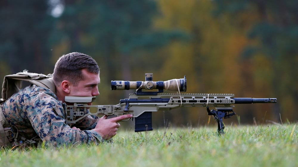 Introducing the World's Longest Sniper Kill (At Over 2 Miles